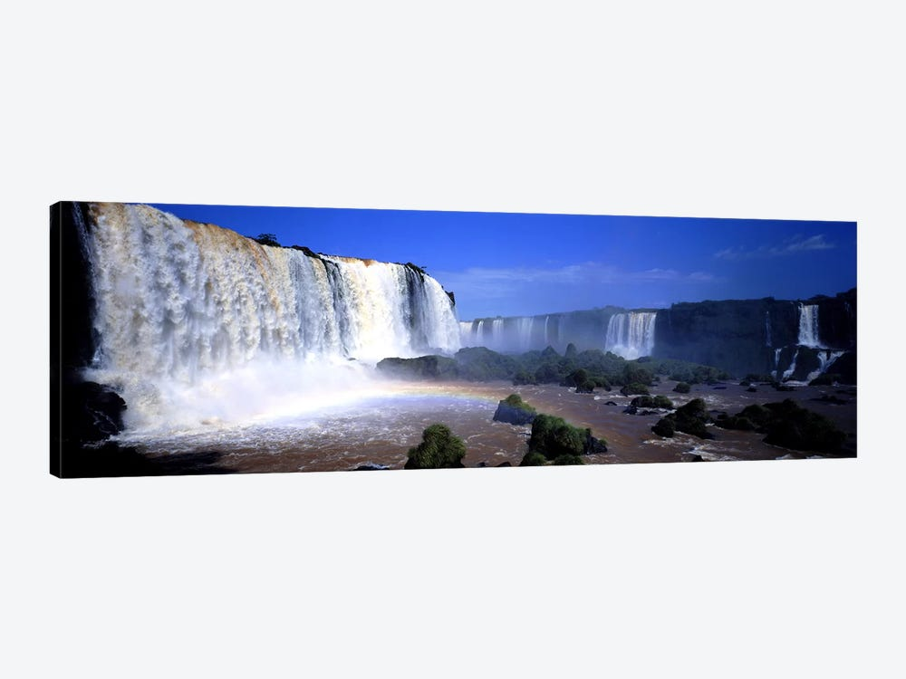 Iguazu Falls, Argentina by Panoramic Images 1-piece Canvas Art