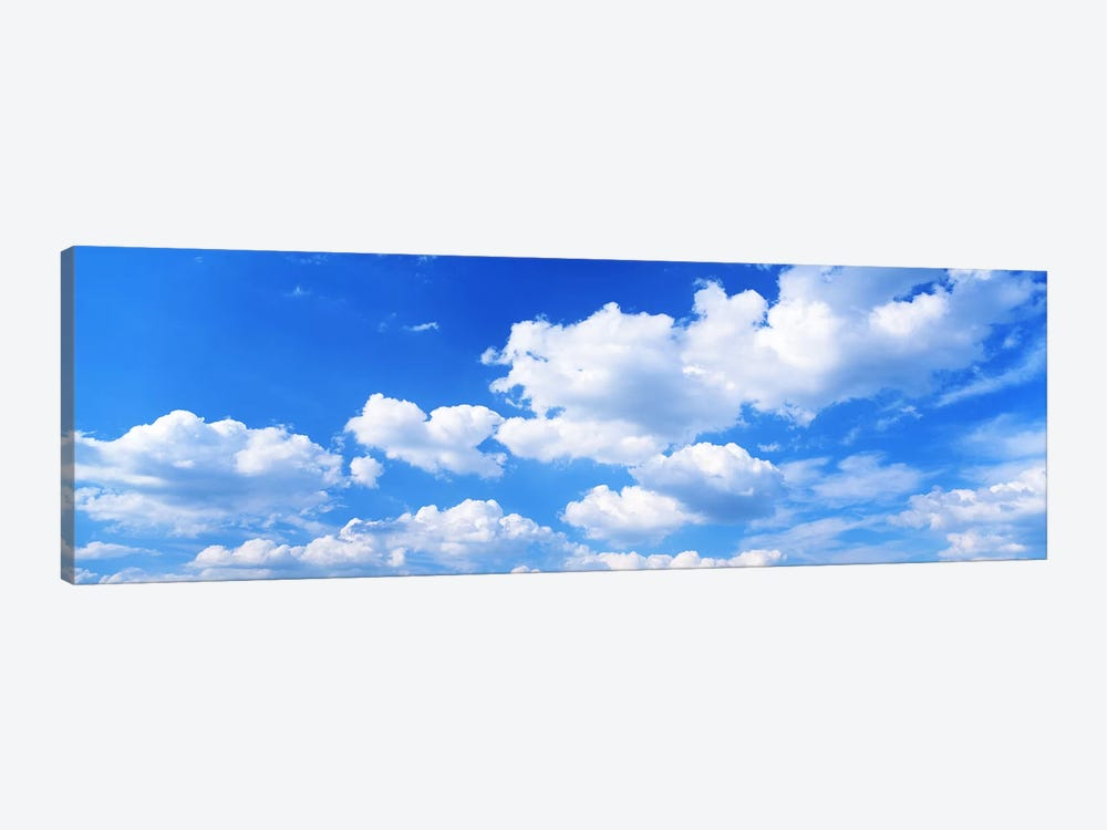 Clouds 1-piece Canvas Art Print