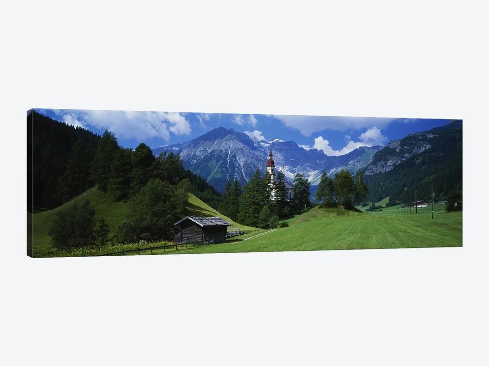 Oberndorf Tirol Austria by Panoramic Images 1-piece Canvas Wall Art