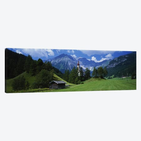 Oberndorf Tirol Austria 3-Piece Canvas #PIM3366} by Panoramic Images Canvas Art