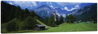 Oberndorf Tirol Austria Canvas Art Print