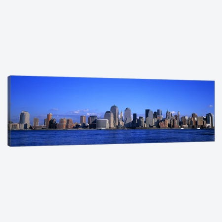 NYCNew York City New York State, USA Canvas Print #PIM3370} by Panoramic Images Canvas Wall Art
