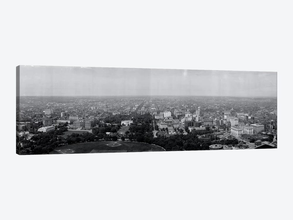 North view Washington DC by Panoramic Images 1-piece Canvas Print