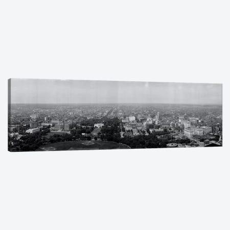 North view Washington DC Canvas Print #PIM3387} by Panoramic Images Canvas Artwork