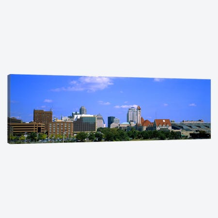 Buildings in a city, St Louis, Missouri, USA #2 Canvas Print #PIM3421} by Panoramic Images Canvas Art