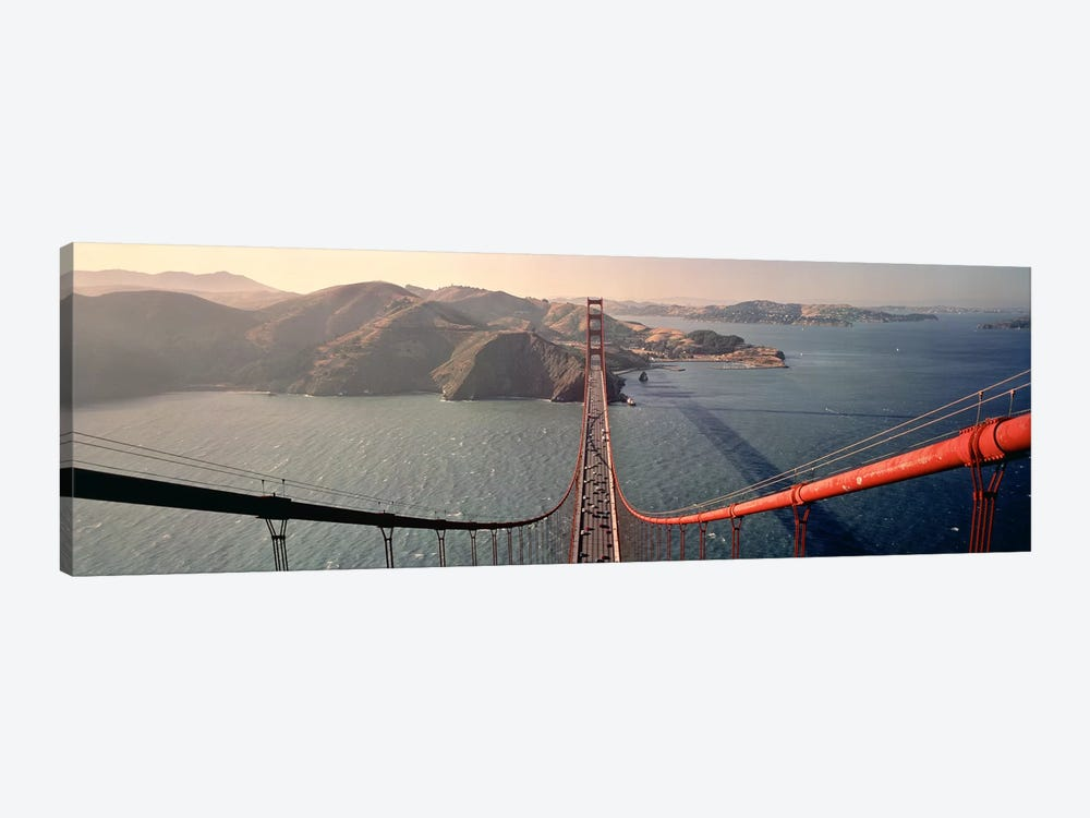 Golden Gate Bridge California USA by Panoramic Images 1-piece Canvas Wall Art