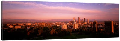 Denver CO Canvas Print #PIM3435