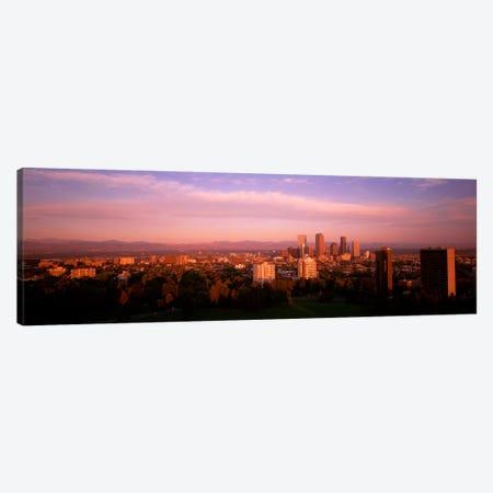 Denver CO Canvas Print #PIM3435} by Panoramic Images Canvas Art