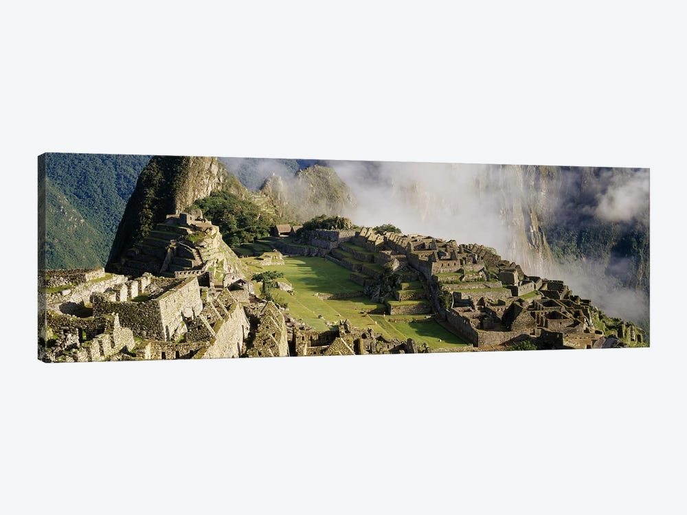 Machu Picchu, Cusco Region, Urubamba Province, Peru by Panoramic Images 1-piece Canvas Art