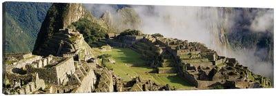Machu Picchu, Cusco Region, Urubamba Province, Peru Canvas Art Print