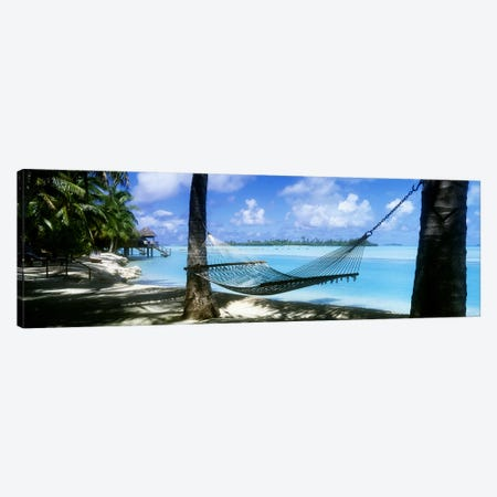 Cook Islands South Pacific Canvas Print #PIM3452} by Panoramic Images Canvas Print