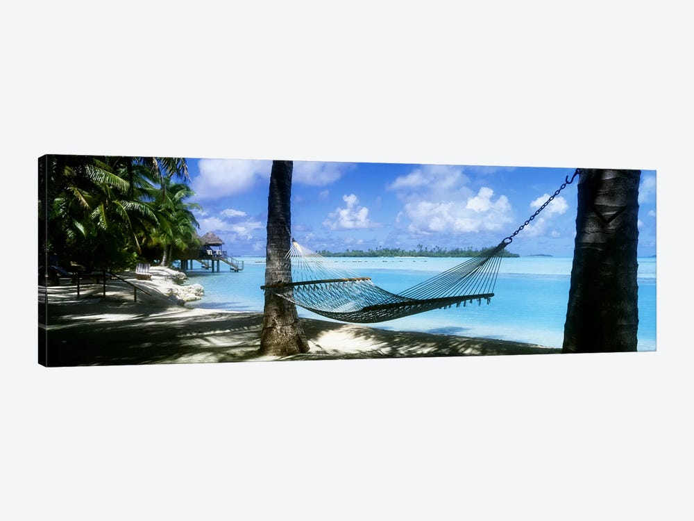 Cook Islands South Pacific by Panoramic Images 1-piece Canvas Art