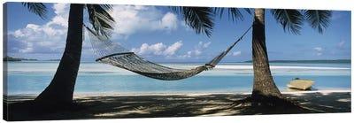 Cook Islands South Pacific Canvas Print #PIM3455