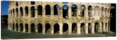Colosseum Rome Italy Canvas Print #PIM3462