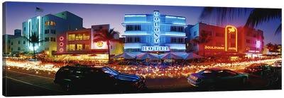 USA, Florida, Miami Beach Canvas Print #PIM3467