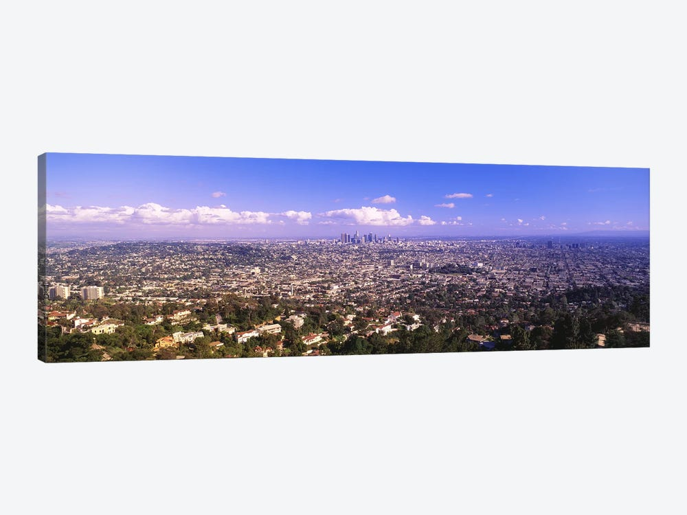 Cityscape, Los Angeles, California, USA by Panoramic Images 1-piece Canvas Art Print