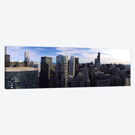 Chicago IL #2 Canvas Print #PIM3474} by Panoramic Images Canvas Artwork