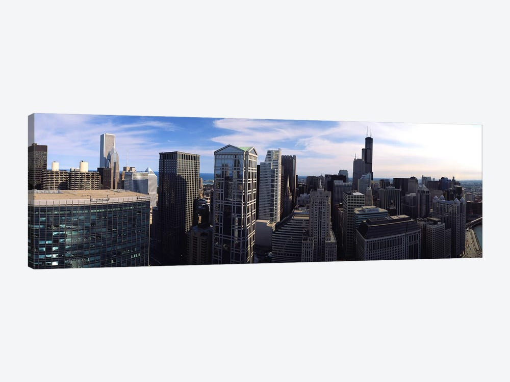 Chicago IL #2 by Panoramic Images 1-piece Canvas Artwork