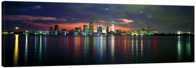 USA, Florida, Miami Canvas Art Print