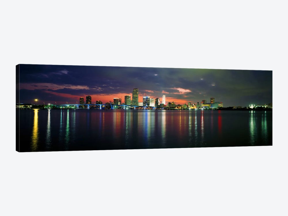 USA, Florida, Miami by Panoramic Images 1-piece Canvas Print