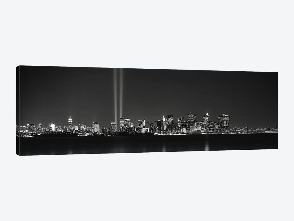 New York NY by Panoramic Images 1-piece Canvas Print