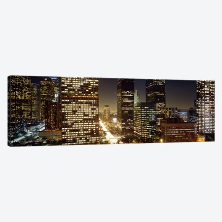 Los Angeles California USA Canvas Print #PIM3492} by Panoramic Images Art Print