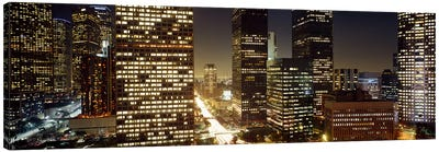 Los Angeles California USA Canvas Art Print