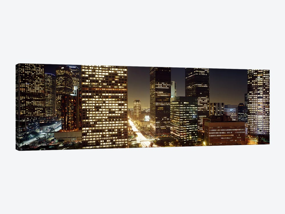 Los Angeles California USA by Panoramic Images 1-piece Canvas Artwork