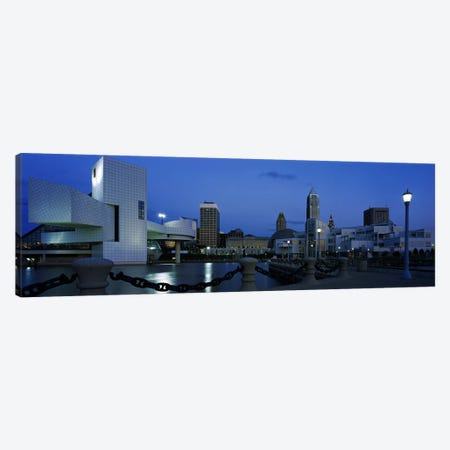 ClevelandOhio, USA Canvas Print #PIM3504} by Panoramic Images Canvas Art