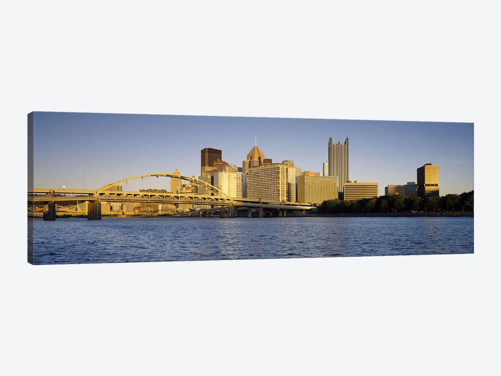 PittsburghPennsylvania, USA by Panoramic Images 1-piece Canvas Artwork