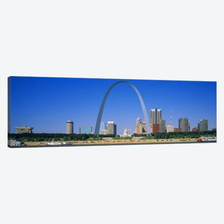 St LouisMissouri, USA Canvas Print #PIM3507} by Panoramic Images Canvas Artwork