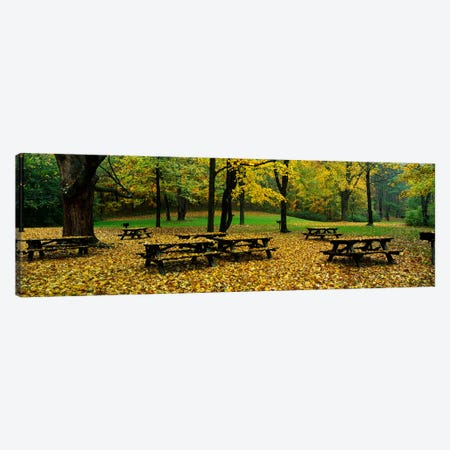 Robert Treman State ParkNew York State, USA Canvas Print #PIM3514} by Panoramic Images Canvas Print