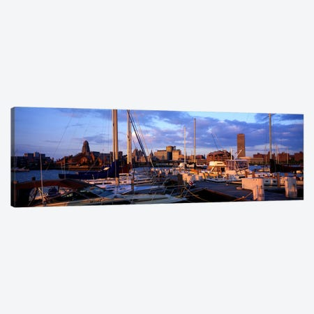 Buffalo NY Canvas Print #PIM3515} by Panoramic Images Canvas Print