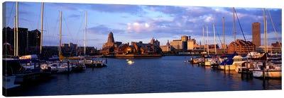 Buffalo NY Canvas Print #PIM3517