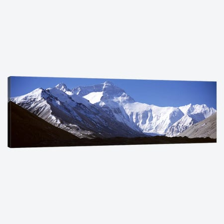 Mount Everest Canvas Print #PIM3522} by Panoramic Images Canvas Art Print