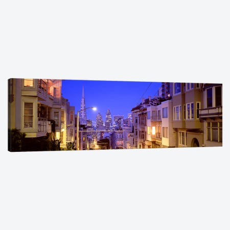 San Francisco CA Canvas Print #PIM3525} by Panoramic Images Canvas Art