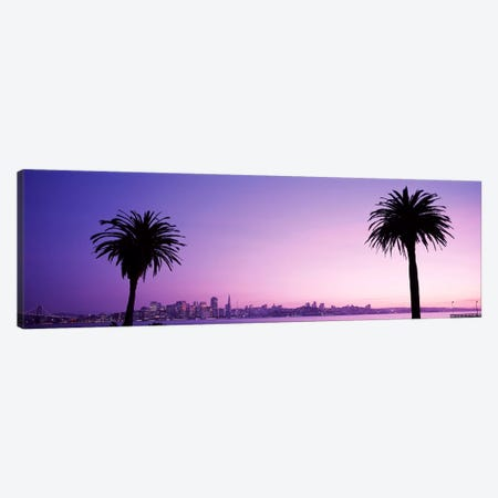 San Francisco, California, USA #2 Canvas Print #PIM3526} by Panoramic Images Canvas Art