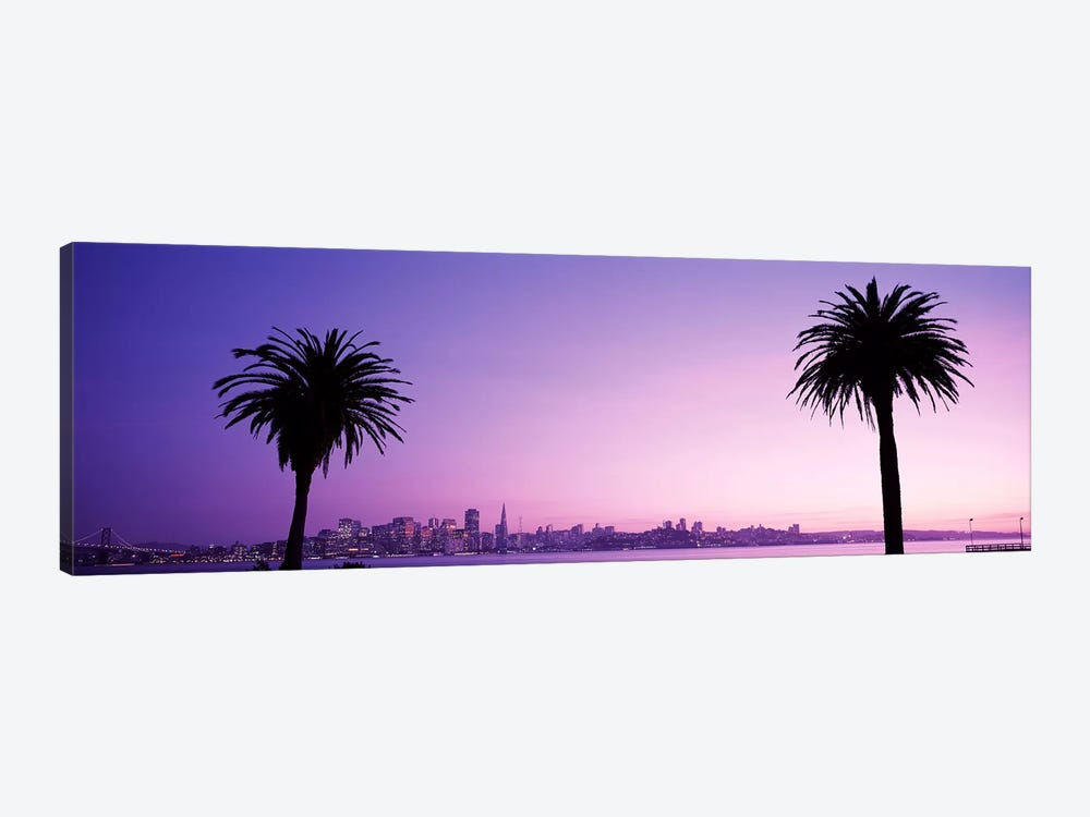 San Francisco, California, USA #2 by Panoramic Images 1-piece Canvas Artwork