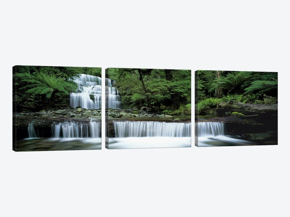 Liffey Falls, Tasmania, Australia by Panoramic Images 3-piece Canvas Print