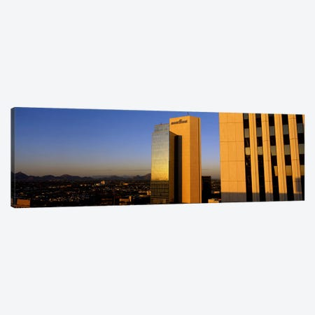Phoenix AZ Canvas Print #PIM3548} by Panoramic Images Art Print