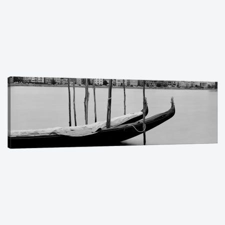 Gondola in a lake, Oakland, California, USA Canvas Print #PIM3566} by Panoramic Images Canvas Art