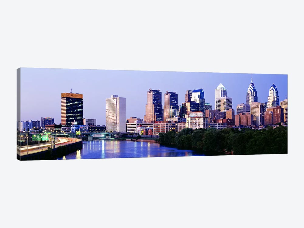 Philadelphia, Pennsylvania, USA #5 by Panoramic Images 1-piece Canvas Art