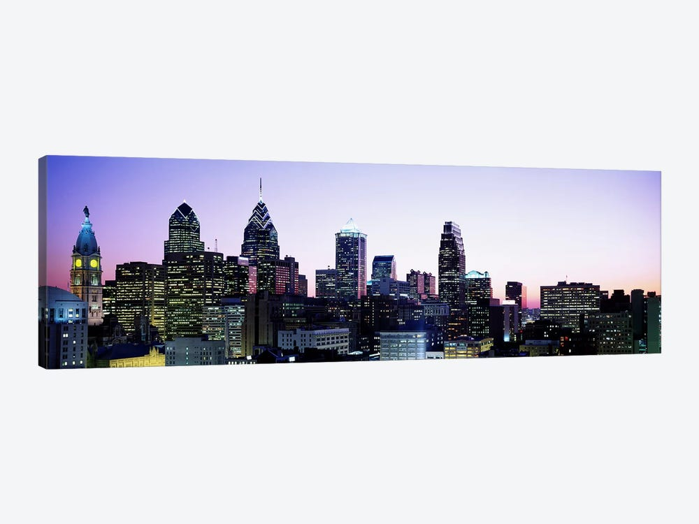 PhiladelphiaPennsylvania, USA by Panoramic Images 1-piece Art Print