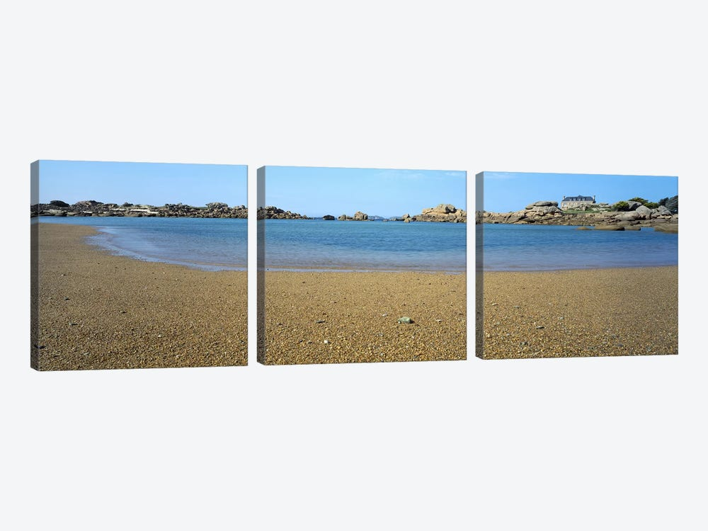 Brittany France by Panoramic Images 3-piece Canvas Art Print