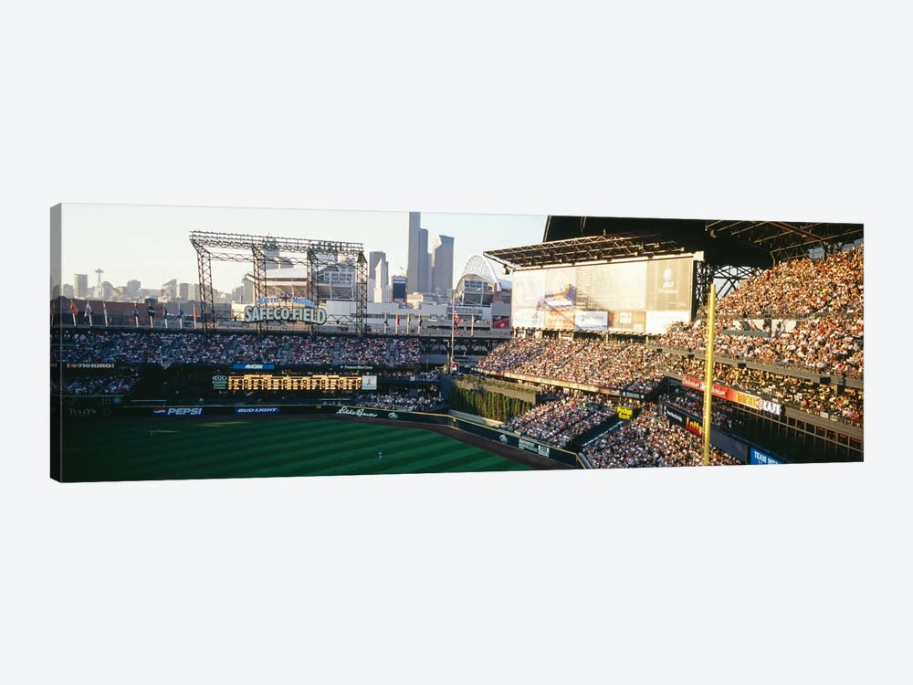 SAFECO Field Seattle WA by Panoramic Images 1-piece Canvas Print