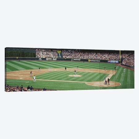 SAFECO Field Seattle WA #2 Canvas Print #PIM3577} by Panoramic Images Art Print