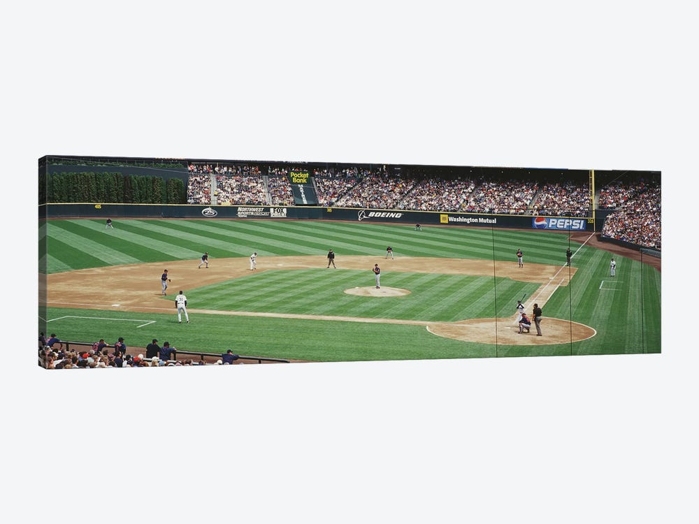 SAFECO Field Seattle WA #2 by Panoramic Images 1-piece Canvas Wall Art