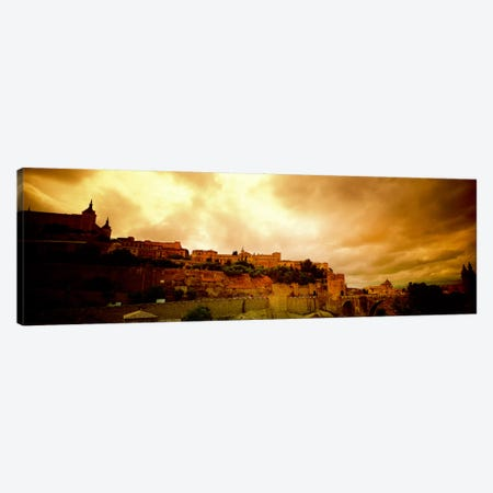 Toledo Spain Canvas Print #PIM357} by Panoramic Images Canvas Print
