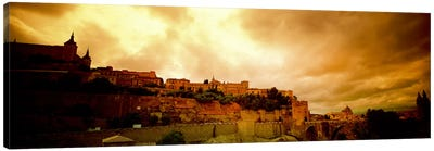 Toledo Spain Canvas Print #PIM357
