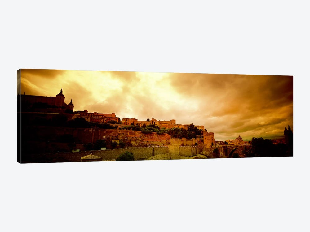 Toledo Spain by Panoramic Images 1-piece Canvas Wall Art